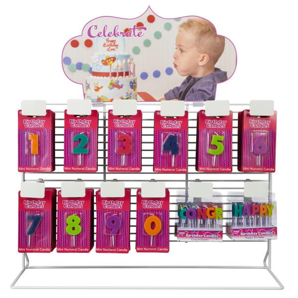 Mini Color Block Candle Kit
