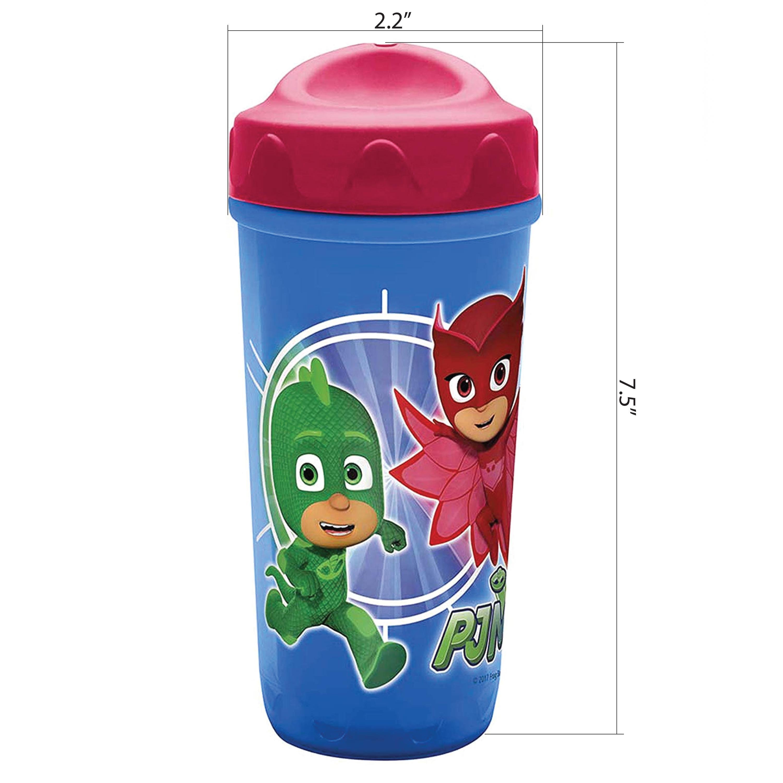 Toodlerific 8.7 ounce Sippy Cup, PJ Masks slideshow image 2