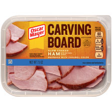 Oscar Mayer Carving Board Slow Roasted Ham 7.5 oz Tray
