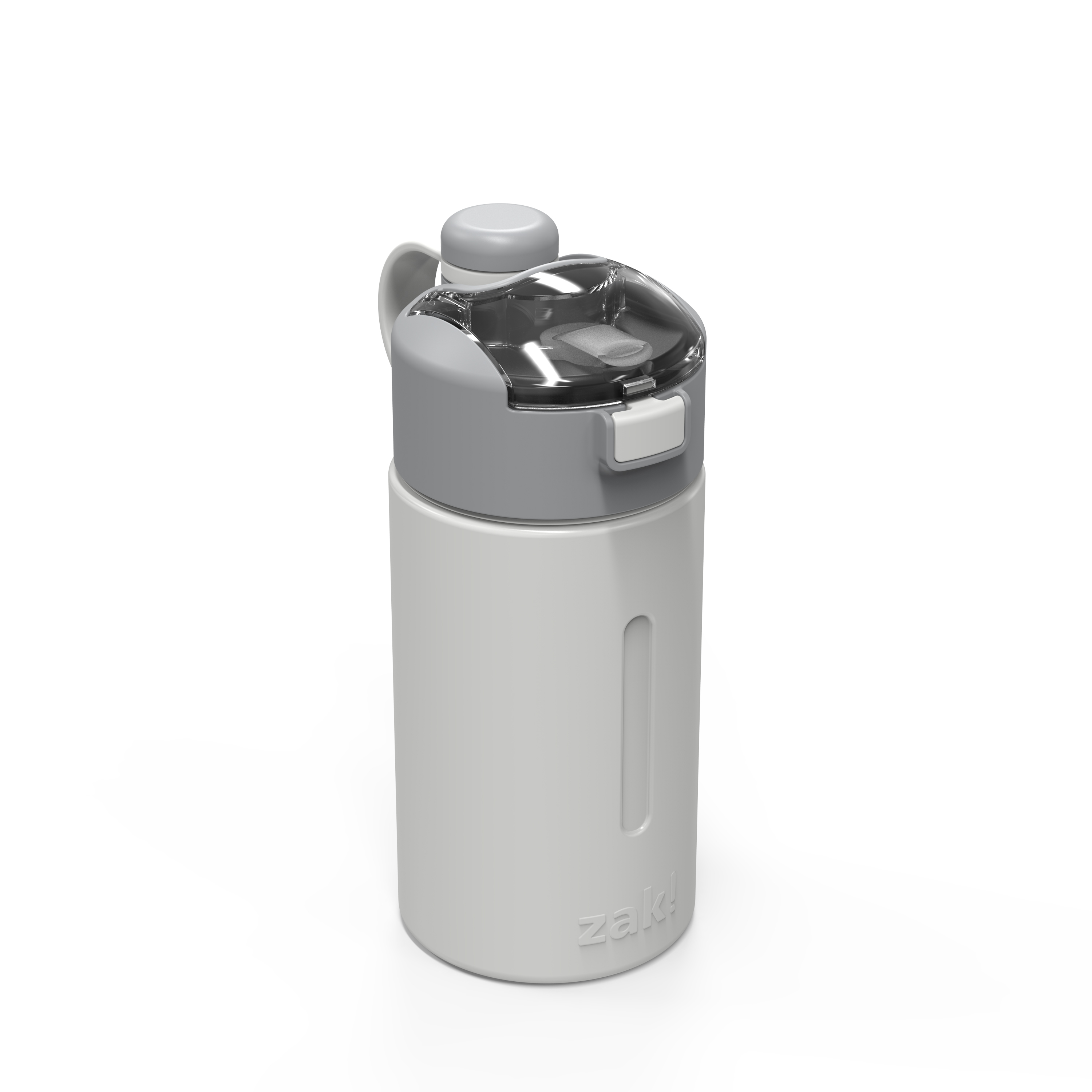 Genesis 12 ounce Vacuum Insulated Stainless Steel Tumbler, Gray slideshow image 3