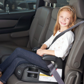 Big Kid No-Back Booster Car Seat