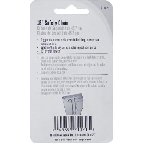 Hillman Safety Chain 18