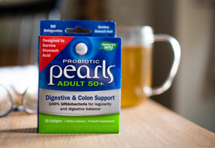 Daily Digestive & Colon Health for Your Best Years*