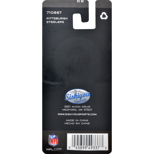NFL Pittsburgh Steelers Key Chain