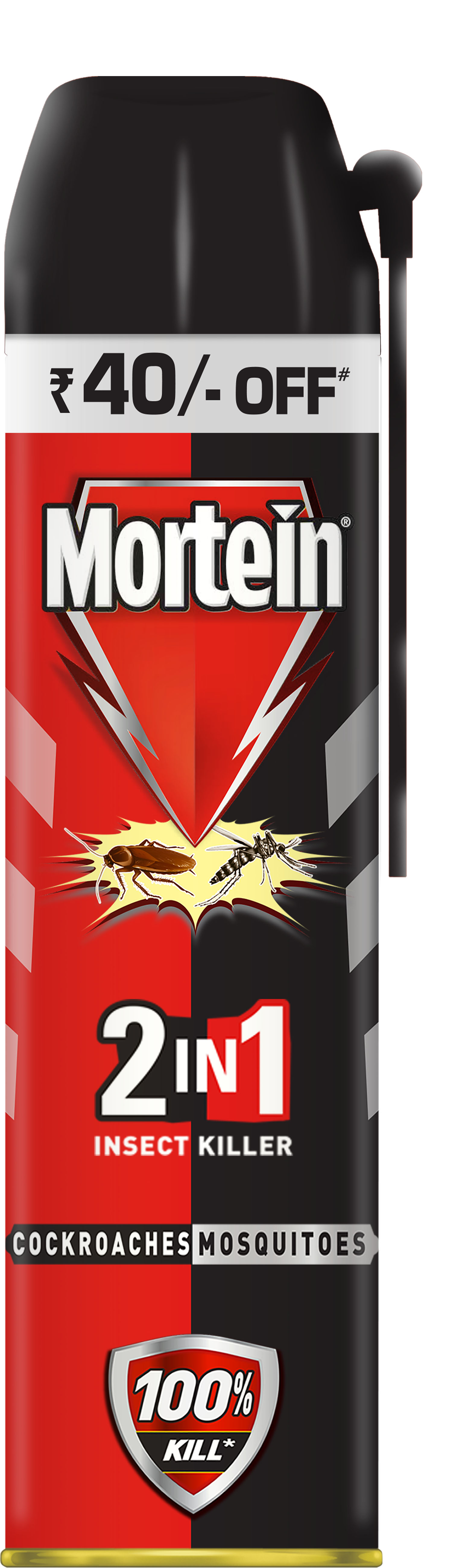 Mortein 2in1 600ml