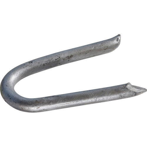 Hot Dipped Galvanized Fence Staple #9 x 1-1/4