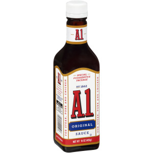 A.1. Steak Sauce, 15 oz. Bottles (Pack of 12) image