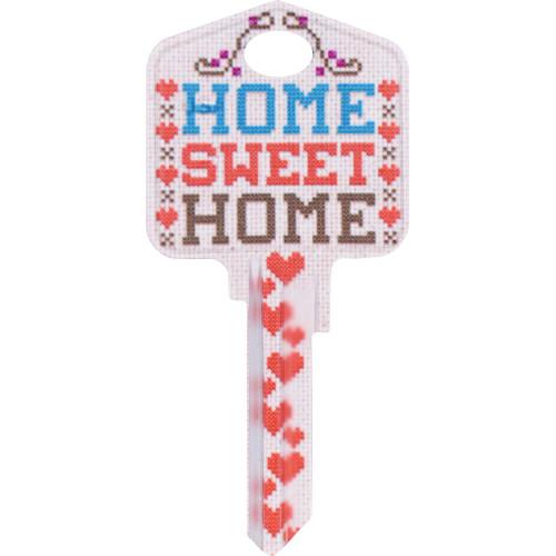 Kool Keys Home Sweet Home Key Blank Kwikset 66/97 KW1/10