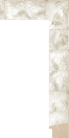 Jepara Ivory 1 3/4