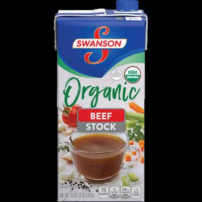 Organic Beef Stock
