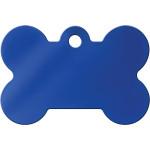 Blue Large Bone Quick-Tag