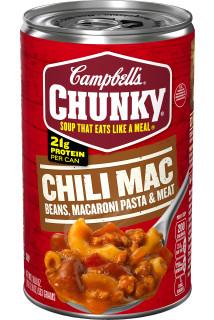 Chili Mac – Beans, Macaroni, Pasta & Meat
