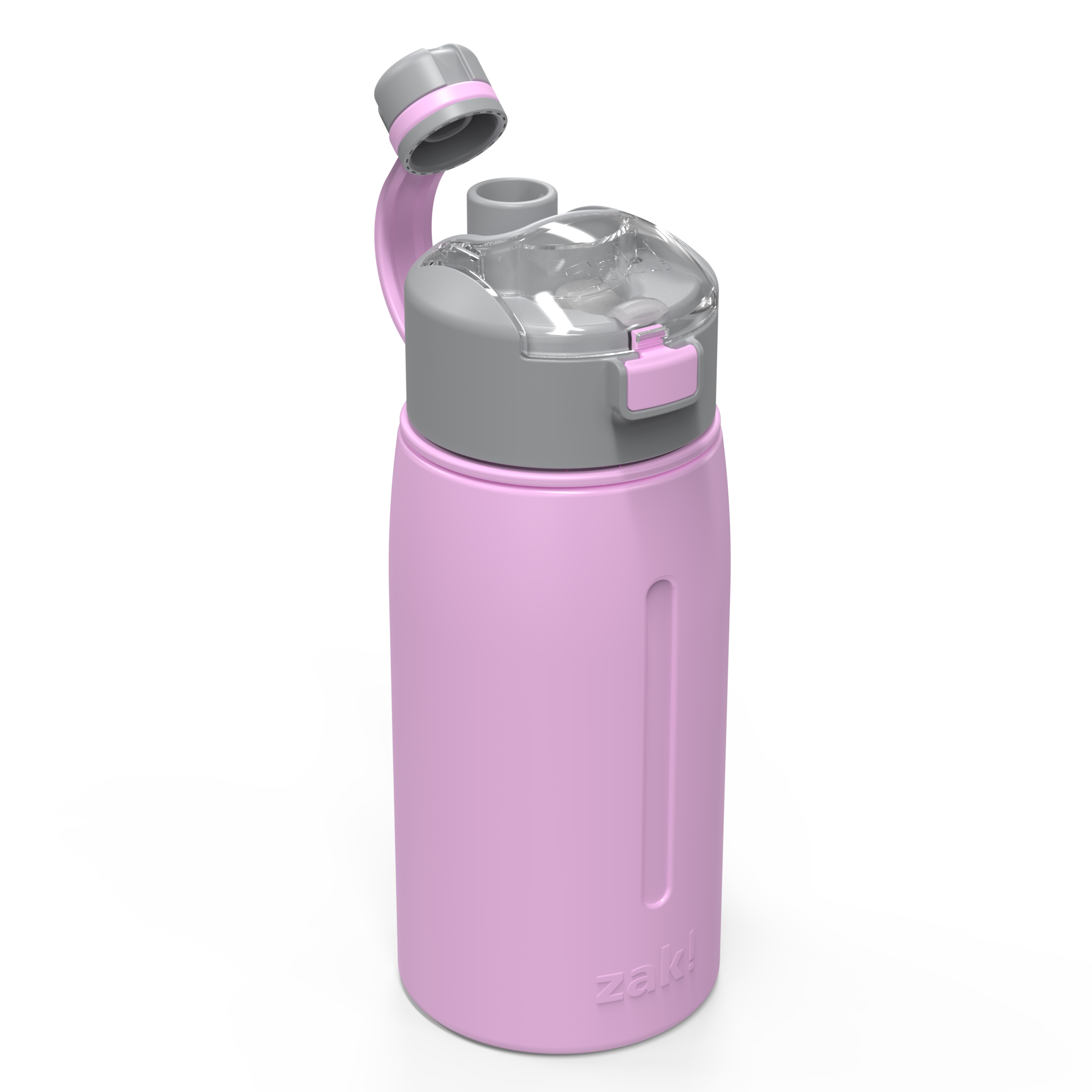 Genesis 18 ounce Vacuum Insulated Stainless Steel Tumbler, Lilac slideshow image 4