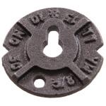Plain Steel Malleable Washers