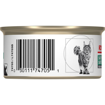 Royal Canin Veterinary Diet Feline Satiety Support Weight Management Thin Slices in Gravy Canned Cat Food