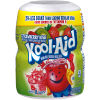 Kool-Aid Sugar-Sweetened Strawberry Kiwi Powdered Soft Drink, 19 oz Jar