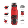 Star Wars 25 ounce Reusable Water Bottle, Darth Vader & Stormtroopers slideshow image 3