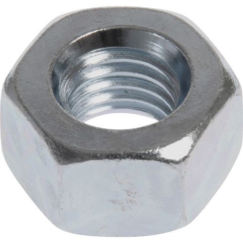 Zinc Heavy Hex Nuts 1/4