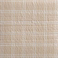 Swatch for Smooth Top® EasyLiner® Brand Shelf Liner - Plaid Sandstone, 20 in. x 6 ft.