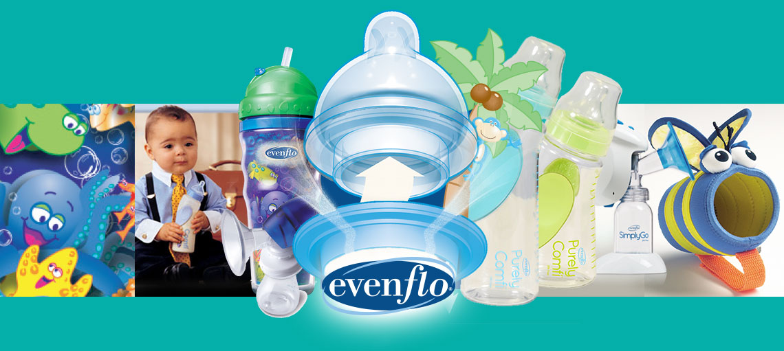 Evenflo World's Best Baby Care