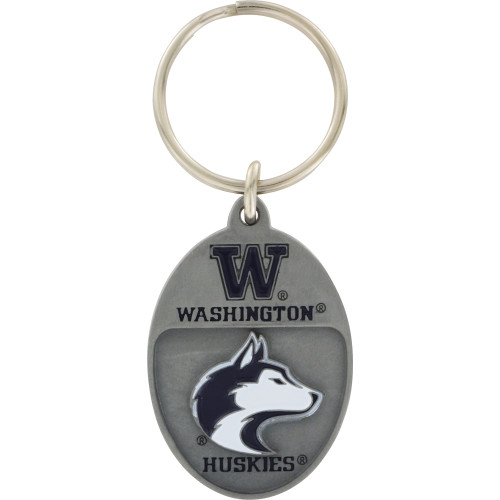University of Washington Key Chain