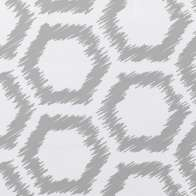 Swatch for Duck® Brand Deco Adhesive Laminate - Silver Holograph, 12 in. x 10 ft.