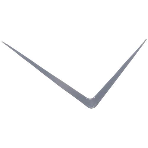 Hardware Essentials Shelf Bracket Gray (8