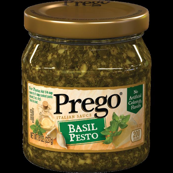 Basil Pesto Italian Sauce