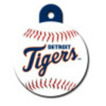 Detroit Tigers Large Circle Quick-Tag