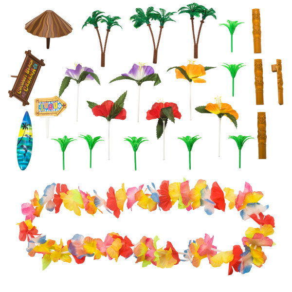 Coconut Cabana Signature DecoSet®