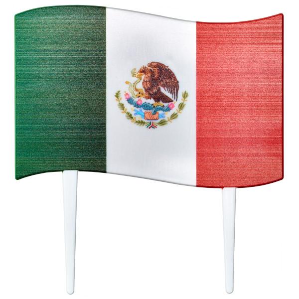 Mexican Flag Layon
