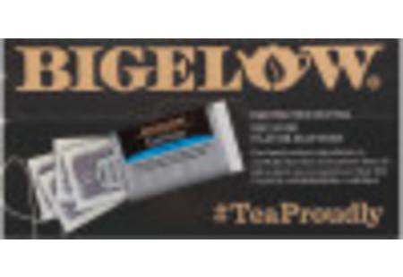 Top of box Earl Grey Tea 40 tea bags per box