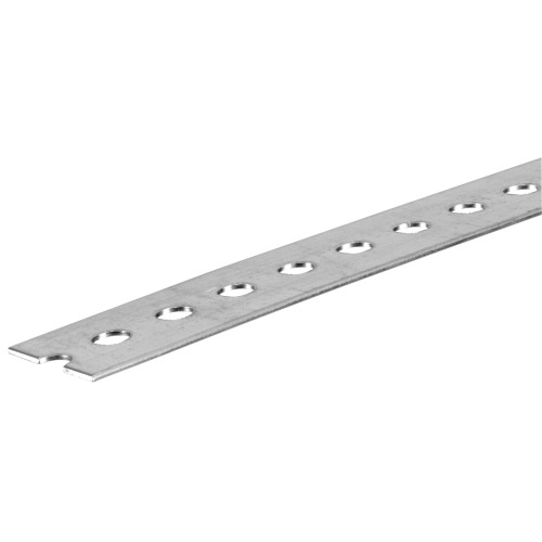 SteelWorks Zinc-Plated Slotted Flat (1-3/8