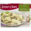 Smart Ones Savory Italian Recipes Cheese Ravioli in a Mushroom Cheese Sauce 8.5 oz Box