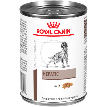 Hepatic Loaf Canned Dog Food