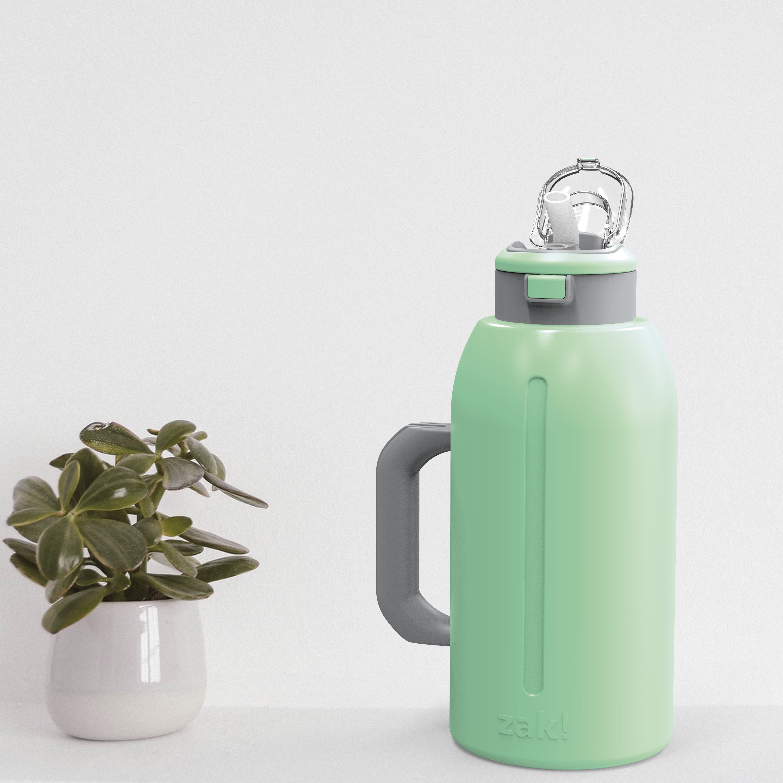 Genesis 64 ounce Stainless Steel Water Bottles, Neo Mint slideshow image 3