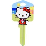 Hello Kitty Black Key Blank