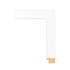 Framerica Gallery White 1 1/4