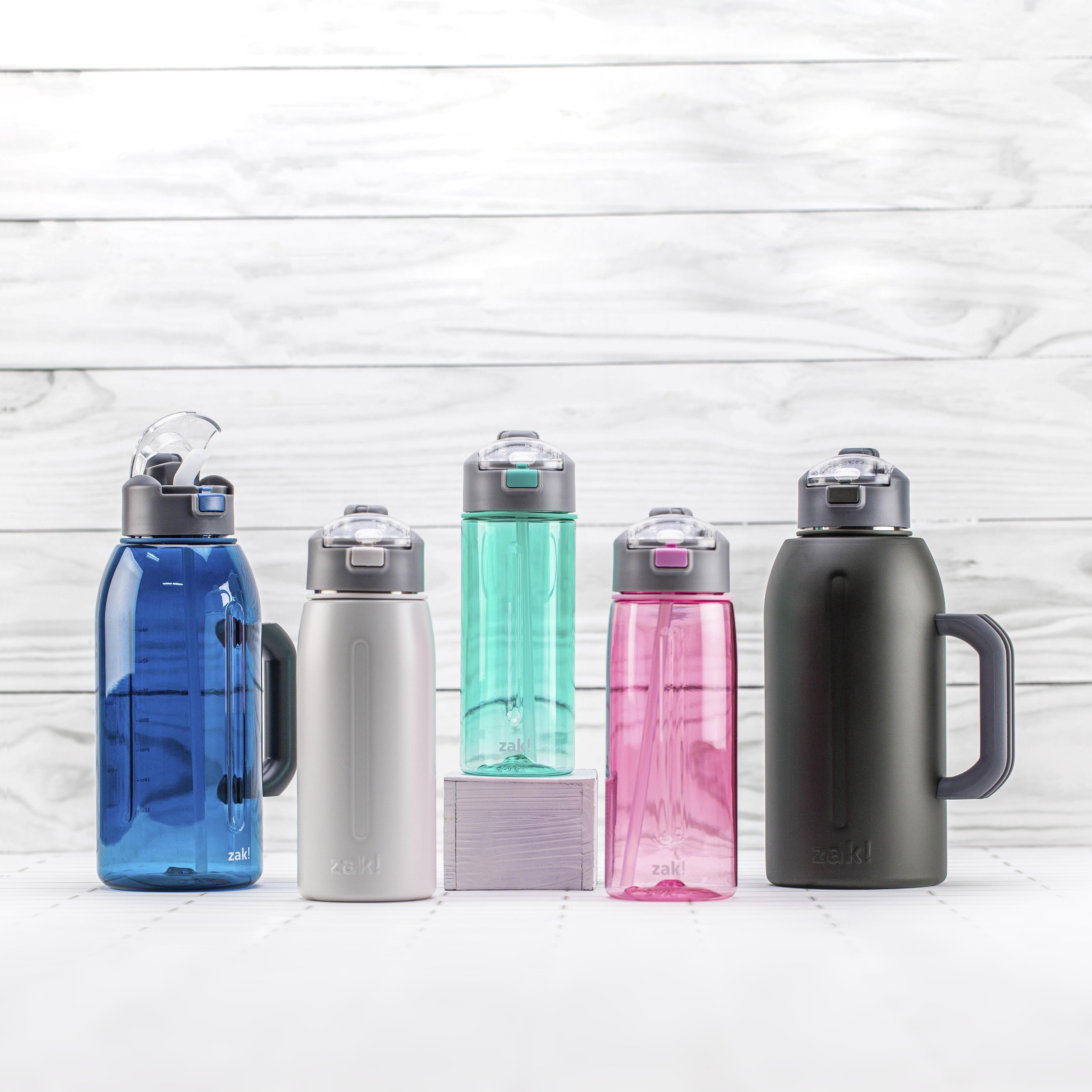 Genesis 64 ounce Water Bottle, Indigo slideshow image 11