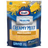 Kraft Shredded Mild Cheddar Cheese with a Touch of Philadelphia 8 oz Pouch