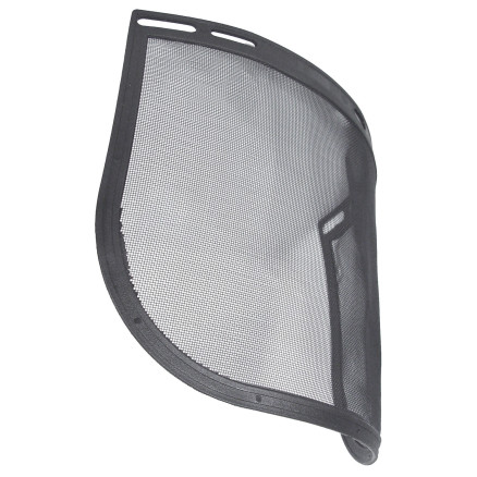 Radians Plastic Mesh Face Shield