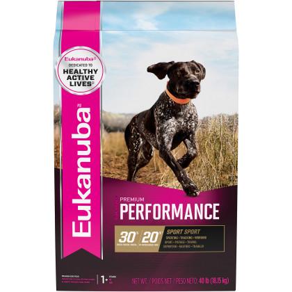 Eukanuba Premium Premium Performance Sport 30/20 Adult Dry Dog Food
