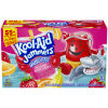Kool-Aid Jammers Sharkleberry Fin Flavored Drink, 10 ct - Pouches, 60.0 fl oz Box