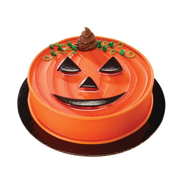 Pumpkin Face Creations Pop Tops®