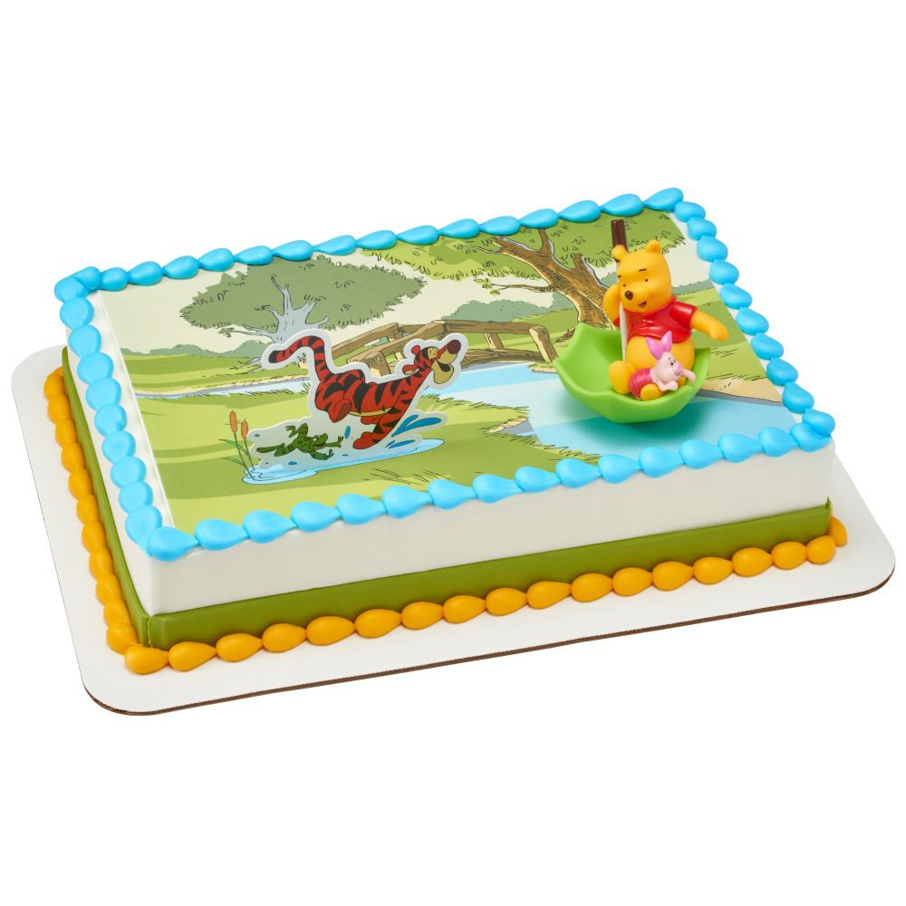 Winnie The Pooh Hunny Raindrops