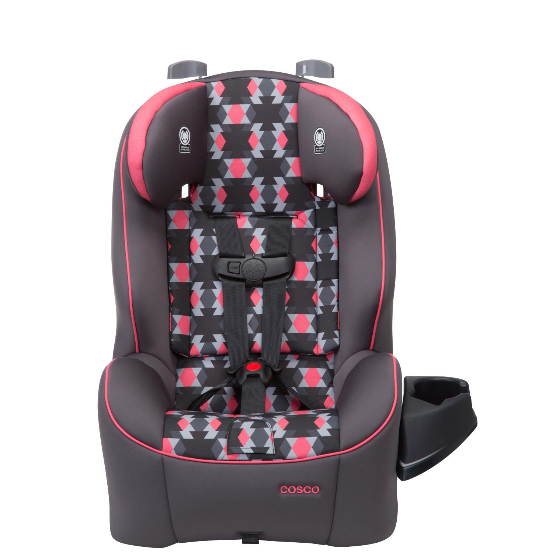Cosco-Easy-Elite-3-in-1-Convertible-Car-Seat-Disco-Ball-Berry thumbnail 18