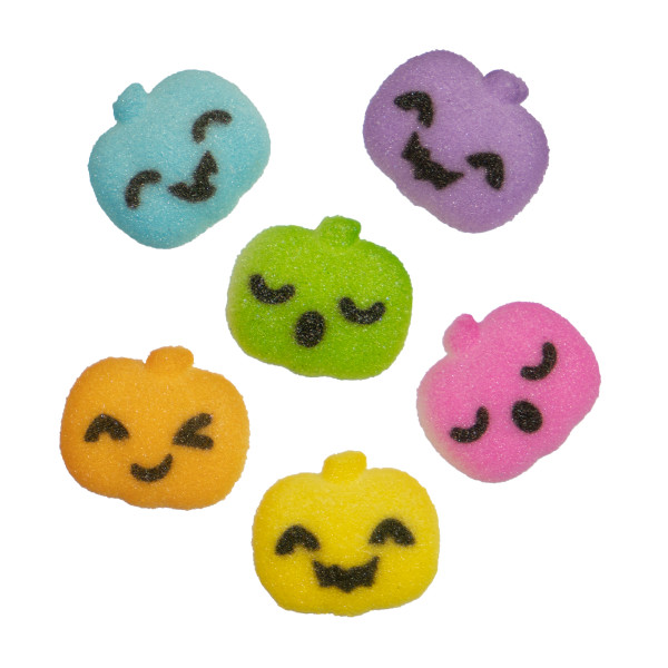 Party Pumpkin Charms Assortment Dec-Ons® Decorations