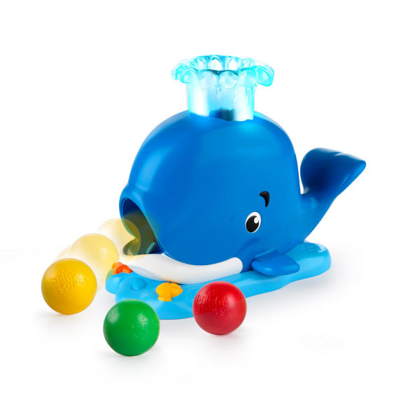 Silly Spout Whale Popper™