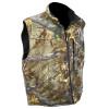 Camouflage Fleece Heated Vest