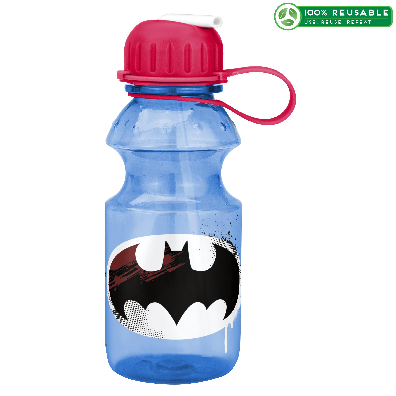 DC Comics 14 ounce Water Bottle, Batman slideshow image 1